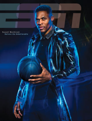 ESPN Magazine Mar 27 2017