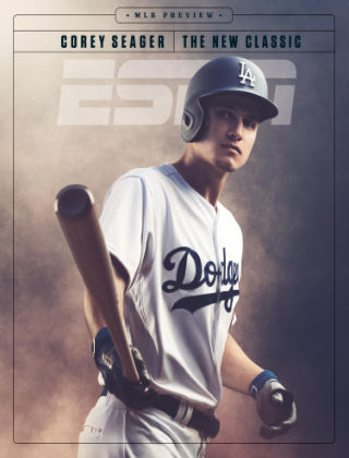 ESPN Magazine Apr 10 2017