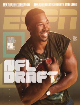 ESPN Magazine Apr 24 2017