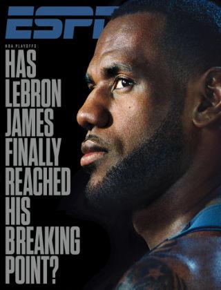 ESPN Magazine May 8 2017