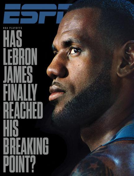 ESPN Magazine April 27, 2017 00:00
