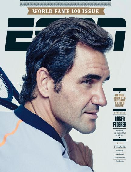ESPN Magazine June 01, 2017 00:00