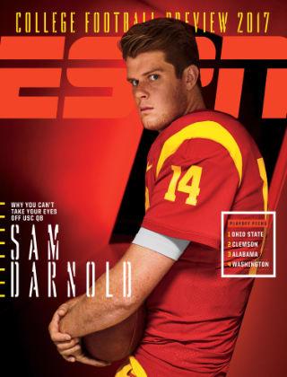 ESPN Magazine Sep 4 2017