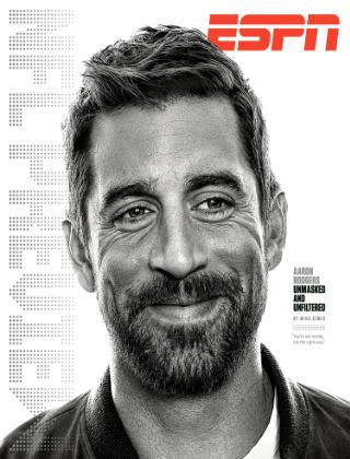 ESPN Magazine Sep 18 2017