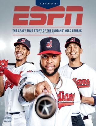 ESPN Magazine Oct 2 2017