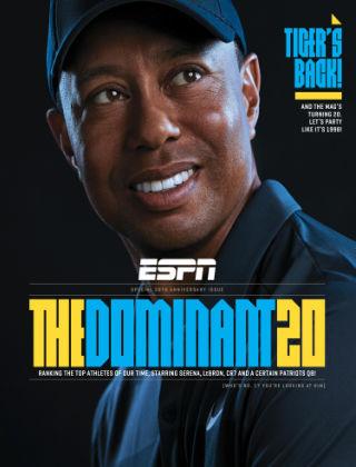 ESPN Magazine Apr 2 2018