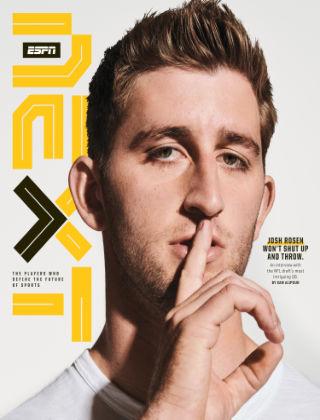 ESPN Magazine Apr 23 2018