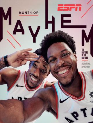 ESPN Magazine May 7 2018