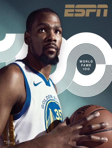 ESPN Magazine May 24, 2018 00:00