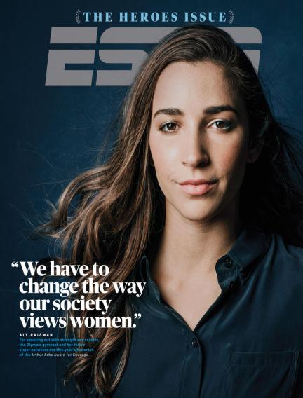 ESPN Magazine July 19, 2018 00:00