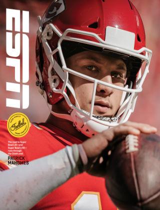 ESPN Magazine Nov 2018