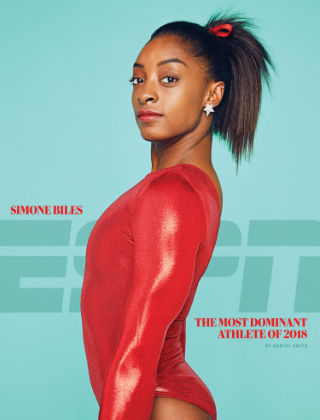 ESPN Magazine Dec-Jan 2019