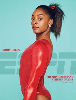ESPN Magazine Dec-Jan 2019