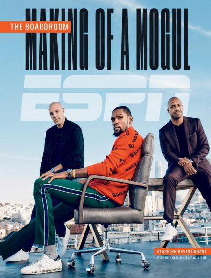 ESPN Magazine February 14, 2019 00:00