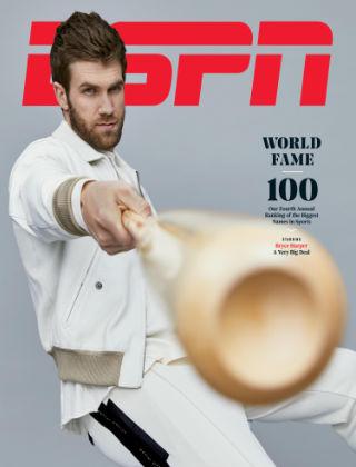 ESPN Magazine Apr 2019