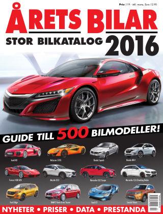 Årets Bilar 2016-01-12