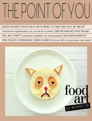 The Point Of You Jul - Aug 2013