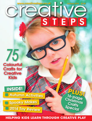 Creative Steps Autumn 2014