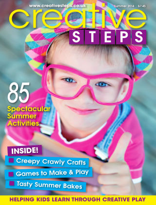 Creative Steps Summer 2014