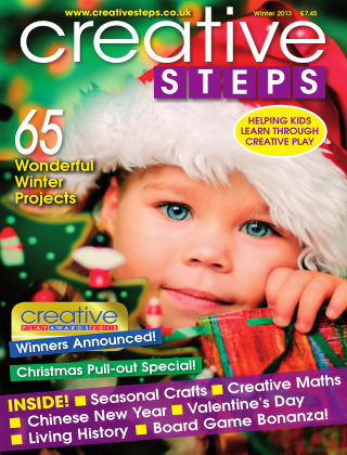 Creative Steps Winter 2013