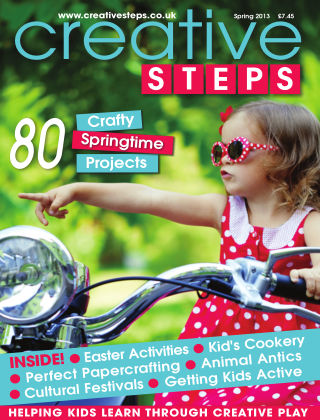 Creative Steps Spring 2013