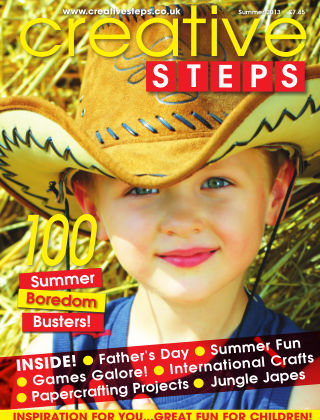 Creative Steps Summer 2013