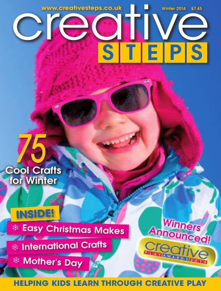 Creative Steps December 01, 2014 00:00