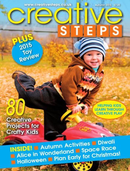 Creative Steps September 03, 2015 00:00
