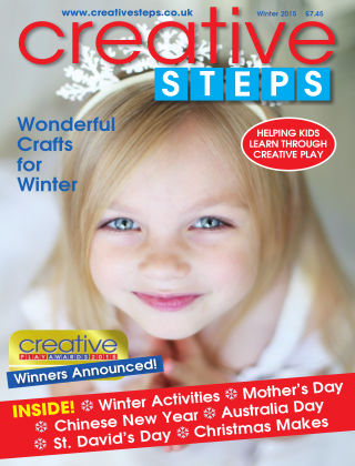 Creative Steps Winter 2015