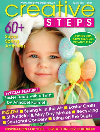 Creative Steps Spring 2016