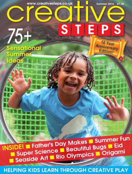 Creative Steps June 02, 2016 00:00