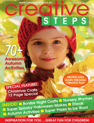 Creative Steps Autumn 2016