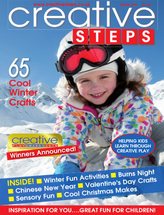 Creative Steps Winter 2016