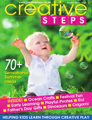 Creative Steps Summer 2017