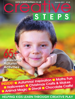Creative Steps Autumn 2017