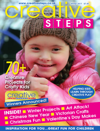 Creative Steps Winter 2017