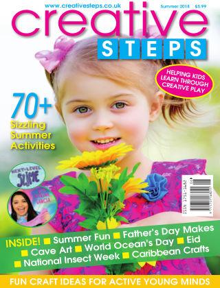 Creative Steps Summer 2018 Issue 58