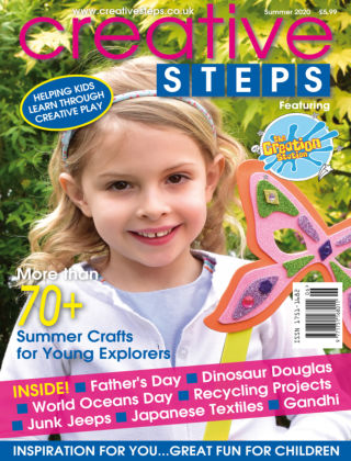Creative Steps Summer 2020 Issue 66