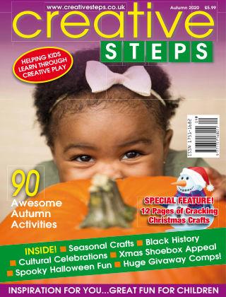Creative Steps Autumn 2020