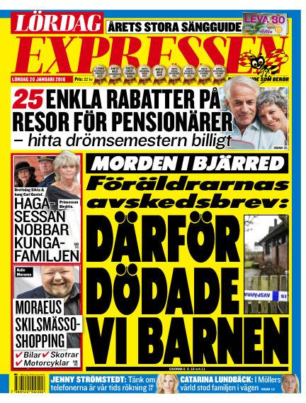 Expressen January 20, 2018 00:00