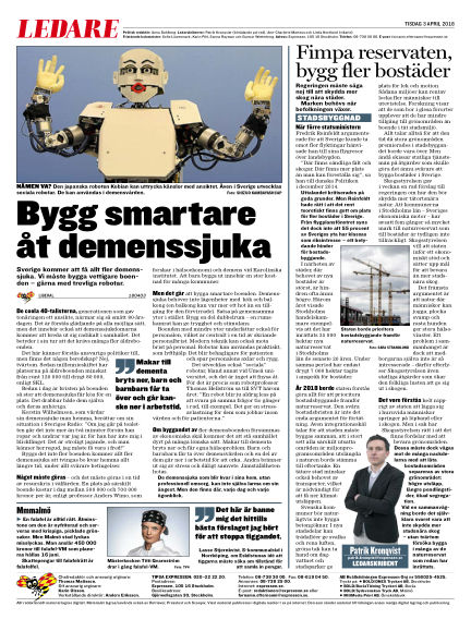 Expressen April 03, 2018 00:00