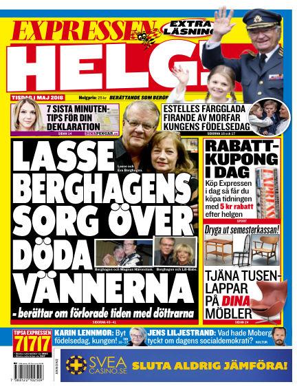 Expressen May 01, 2018 00:00