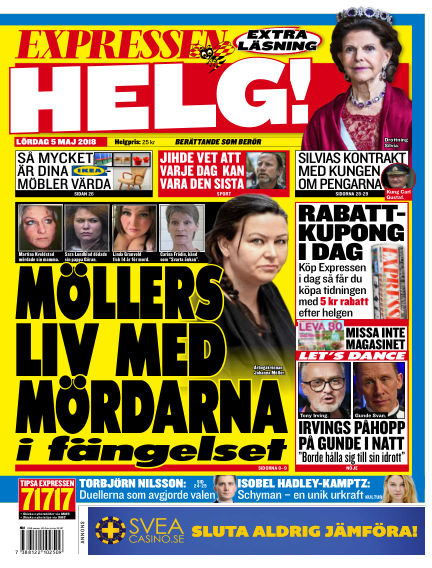 Expressen May 05, 2018 00:00