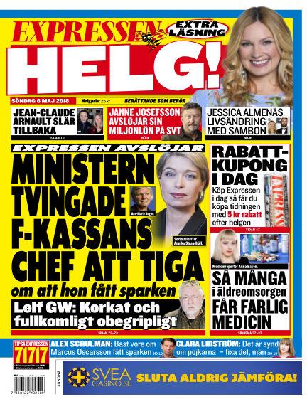 Expressen May 06, 2018 00:00