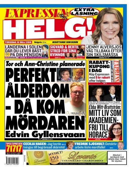 Expressen May 10, 2018 00:00