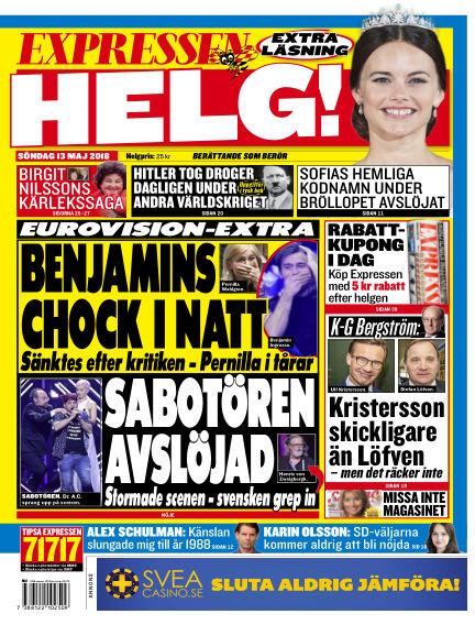 Expressen May 13, 2018 00:00