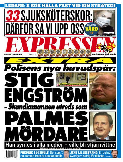 Expressen May 23, 2018 00:00