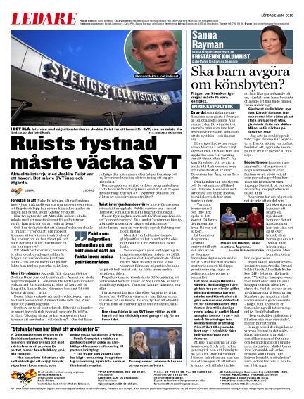 Expressen June 02, 2018 00:00