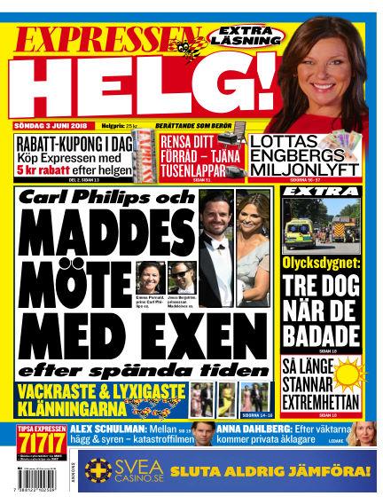 Expressen June 03, 2018 00:00