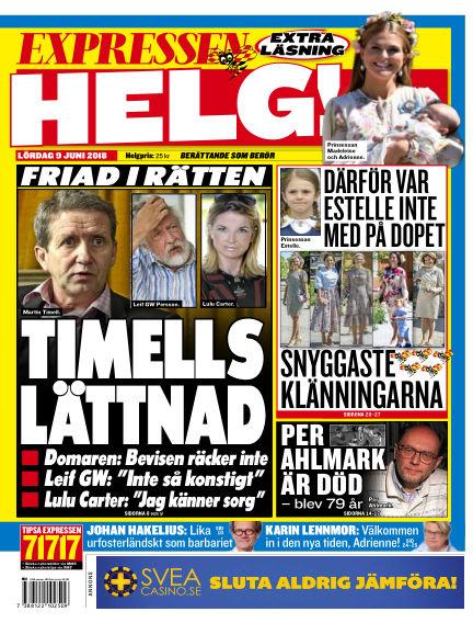 Expressen June 09, 2018 00:00